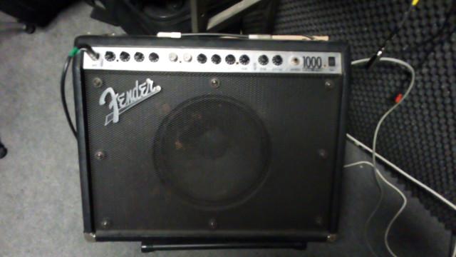 Ampli Fender roc pro 1000