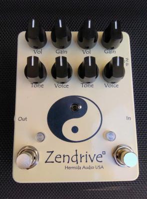 Lovepedal Hermida Zendrive Vanilla Zen-Zen