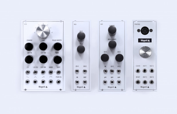 Magerit Collection - VCO + VCA + VCF + Polyseq