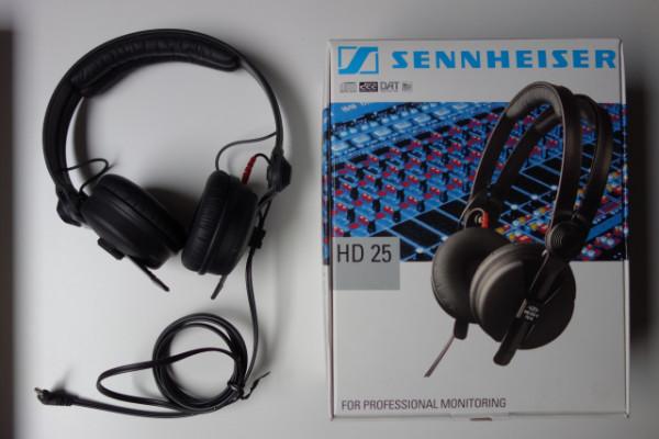 Auriculares Sennheiser HD25