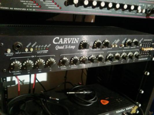 carvin quad
