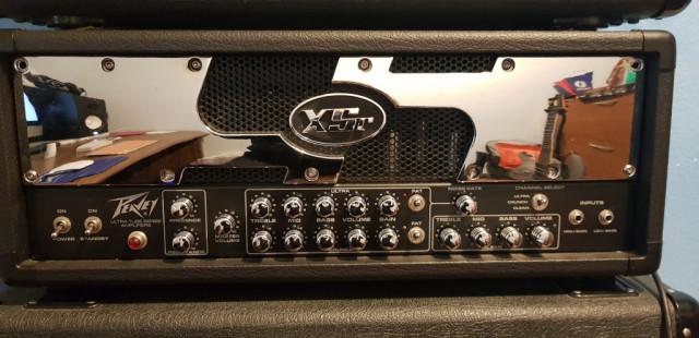Peavey JSX - Joe Satriani.