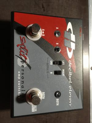 Split dos amplificadores