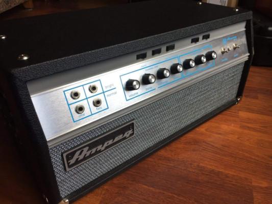 AMPEG SVT VR - rey de los amplificadores de bajo