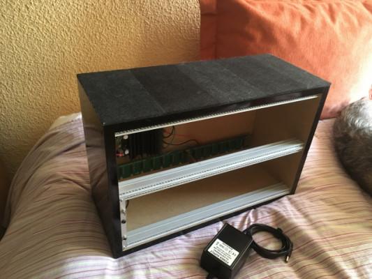 Case modular eurorack