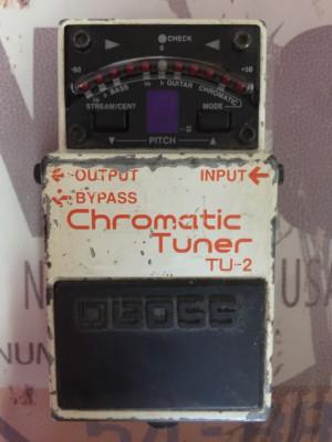 Pedal Afinador Cromático Boss TU-2
