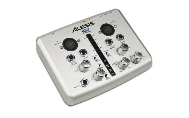 Interface Alesis IO2 Express