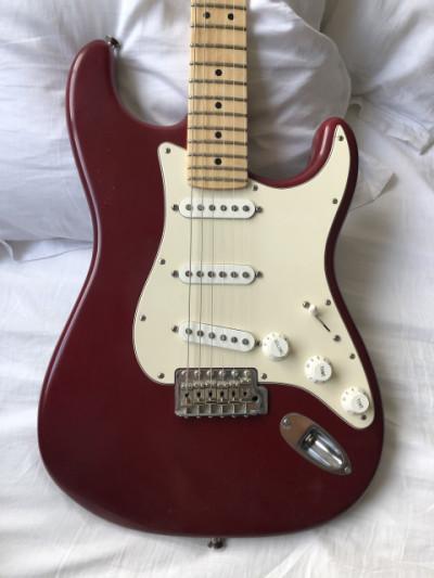 Fender Stratocaster USA Highway One 2008