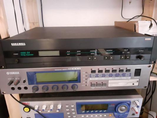 Módulo sintetizador Kurzweil 1000 SX