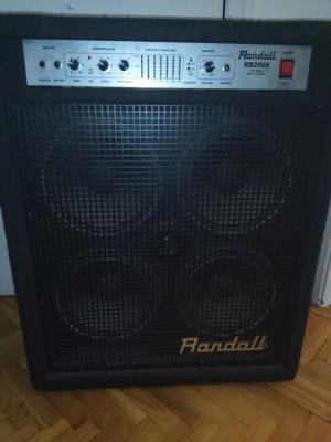 Vendo Randall RB200X
