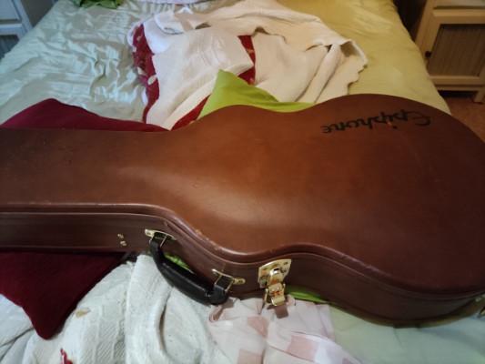 Guitarra electrica epiphone joe bonamassa