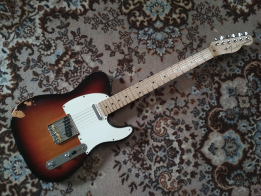Fender American Highway One Telecaster.