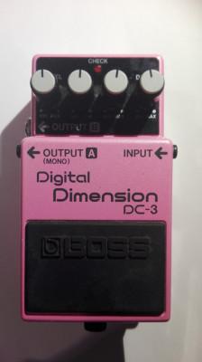 BOSS DC-3 Digital Dimension Japón 1988