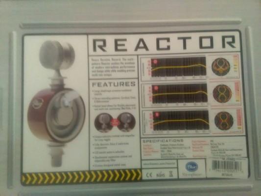 Blue Reactor