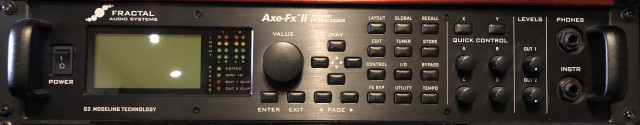 Fractal Axe Fx II