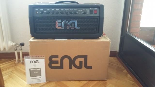 Del cierre de tienda física en Soria: Engl Screamer 50 E335