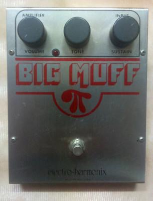 Pedal EHX Big Muff Pi