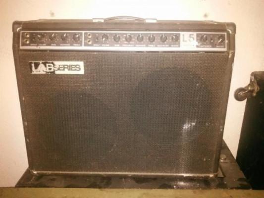 Lab 5 series Amplificador de 1978 en muy buenas condiciones
