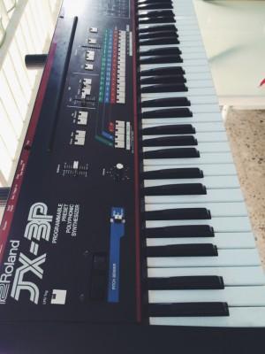 Roland JX-3P  & PG-200