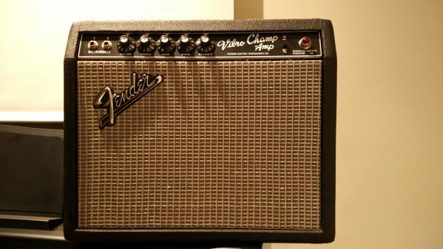 Fender Vibrochamp