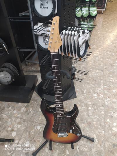 Stratocaster Fujigen JOSC-CL-R-3TS