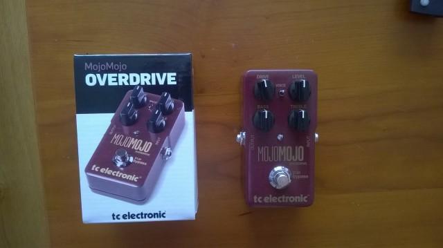 Tc Electronic Mojo Mojo Nuevo