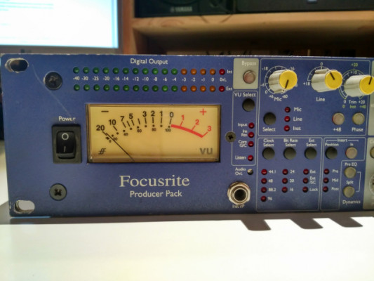 Isa 430 Focusrite Producer Pack