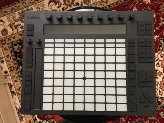 Ableton push1