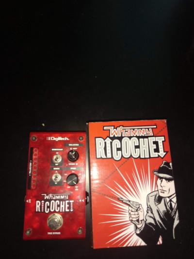 Digitech Whammy Ricoche pitchshiftert  Pitch whammy pedal