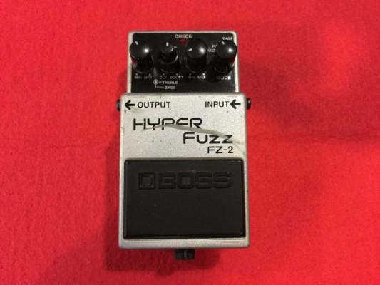 BOSS HYPER FUZZ FZ-2