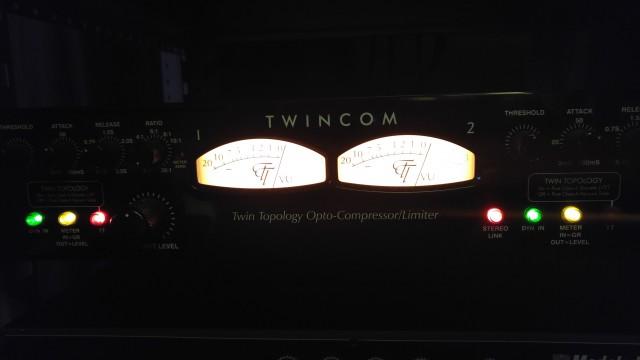 Compresor Millennia TCL-2 Twincom