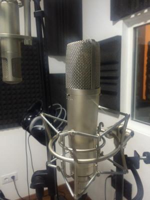 ¡¡Micrófono PELUSO P87!!