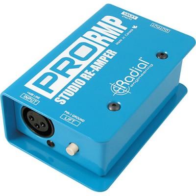 Caja reamp Radial Pro RMP Nueva