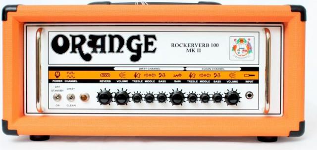 Orange Rockerverb 100 MK II