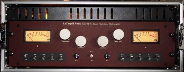 lachapell 992 Telefunken NOS Version / MicPre Válvulas / Previo