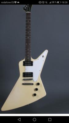 Gibson Explorer 92 white
