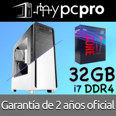 Mac OS Hackintosh Pro i7 32 GB RAM DDR4 500 GB SSD CustoMac /Windows