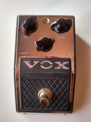VOX Valve-Tone V810 Tube Screamer TRUE BYPASS