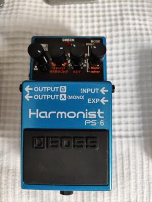Boss Harmonist PS6