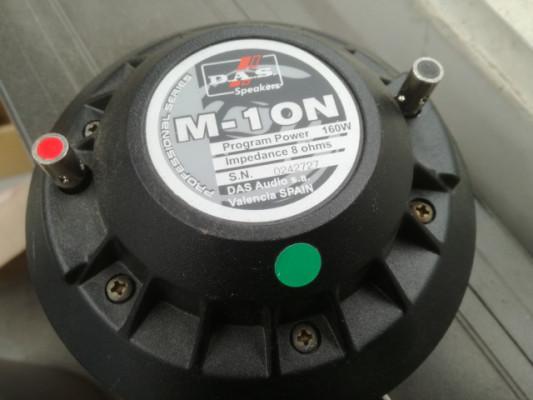 Vendo motores de agudos de neodimio DAS M-10N