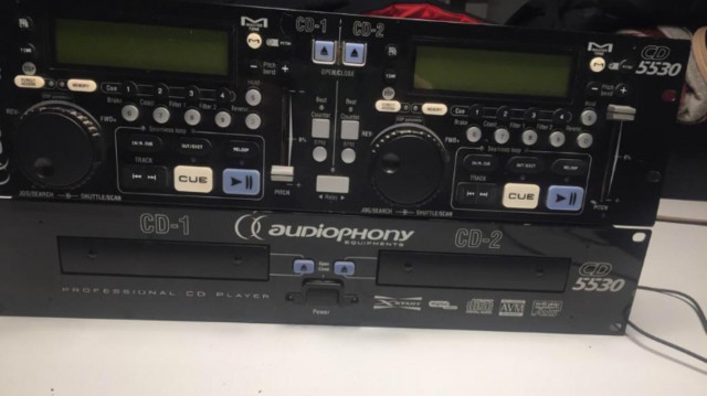 Audiophony CD 5530
