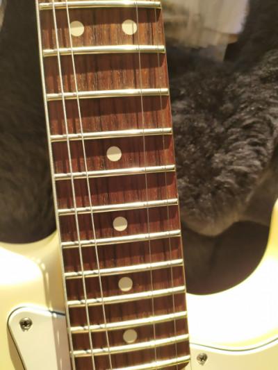 Fender american stratocaster standard REVERVADA