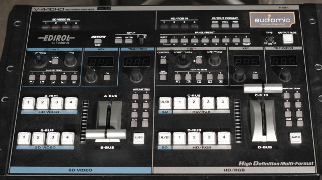 Edirol by ROLAND V-440HD Multi-format video mixer