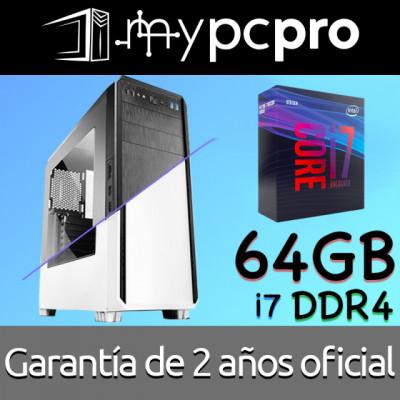 Mac OS Hackintosh Pro i7 64 GB RAM DDR4 1 TB SSD CustoMac /Windows