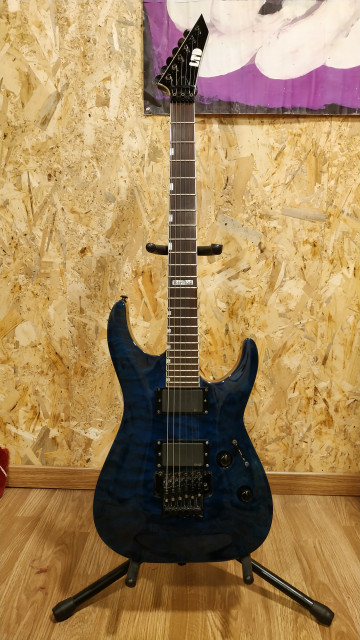 Guitarra LTD MH-400