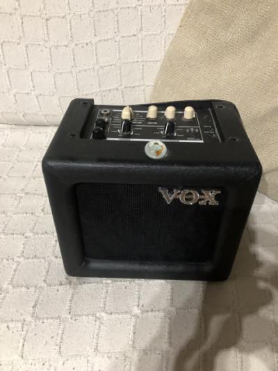 Vox mini3 g2 amplificador pilas