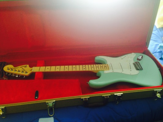 Fender Stratocaster American Special · Texas Special