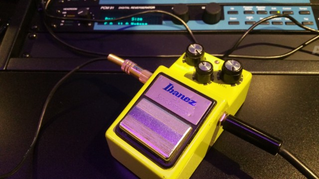 Pedal Ibanez SD9