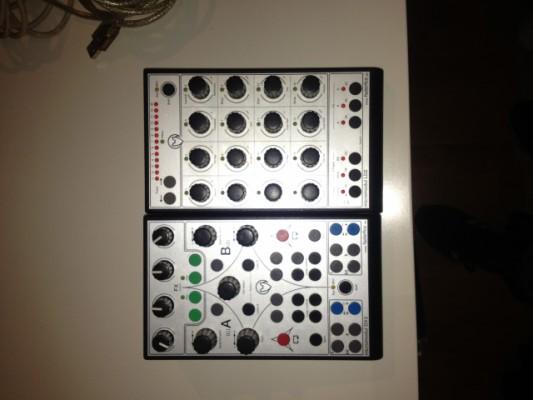 Controlador Faderfox DX2 y LD2 En perfecto estado 200€