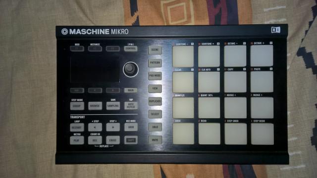 Maschine Mikro MK2 (Sin software)